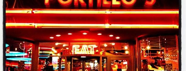 Portillo's is one of 20 favorite restaurants.
