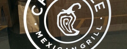 Chipotle Mexican Grill is one of NJ Spots.