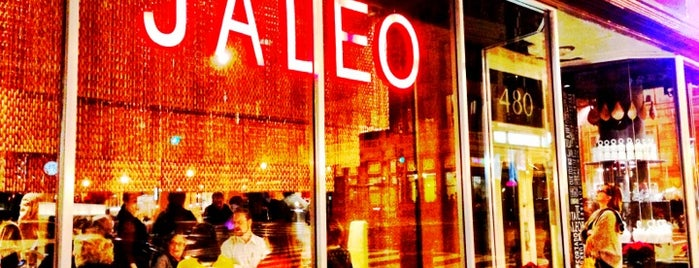 Jaleo is one of 100 Very Best Restaurants - 2012.