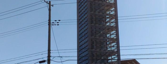 なにゃーと 二戸広域観光物産センター カシオペアメッセ is one of Observation Towers @ Japan.
