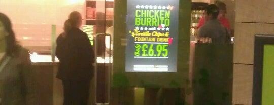 Barburrito is one of Foodies.