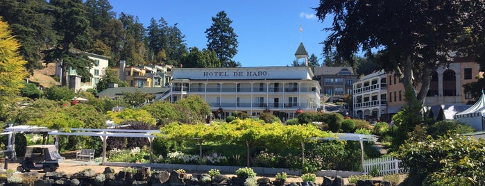 Roche Harbor Resort is one of Things to do in Washington.