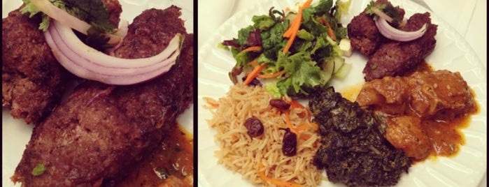 Bamian Afghan Cuisine is one of 2011 Cheap Eats In VA.