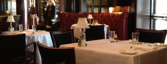 The Capital Grille is one of 20 favorite restaurants.