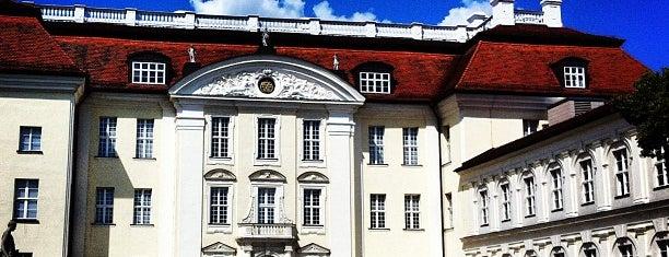 Schloss Köpenick is one of Schlüter in Berlin.