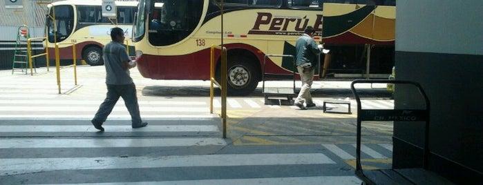 Soyuz / Perú Bus is one of Agencias de Transporte.