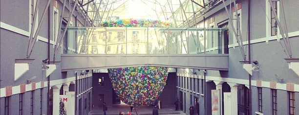 MACRO - Museo d'Arte Contemporanea Roma is one of All-time favorites in Italy.