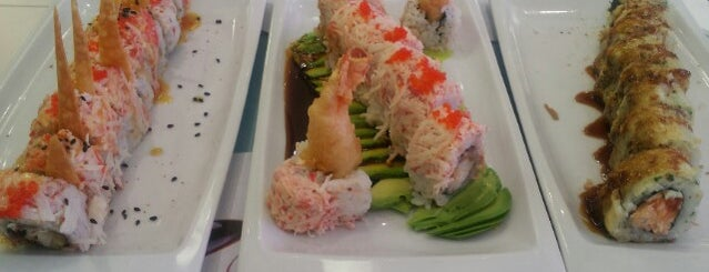 Noe Sushi Bar is one of Restaurants.
