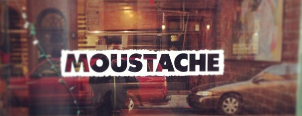Moustache Pitza is one of Restaurants.