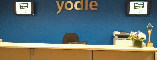 Yodle HQ is one of Awesome NYC Startups.