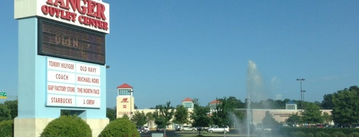 Tanger Outlet Myrtle Beach Hwy 17 is one of Guide to Myrtle Beach's best spots.