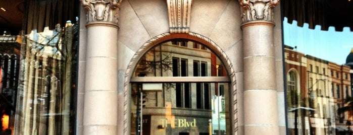 THE Blvd Restaurant is one of Restaurants.