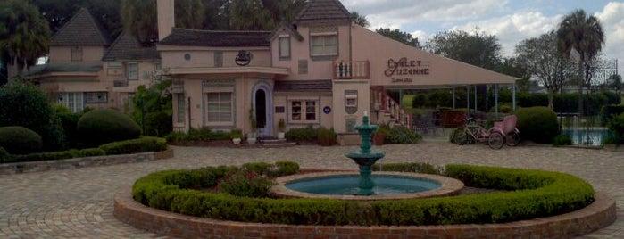 Chalet Suzanne Restaurant & Inn is one of Restaurants.