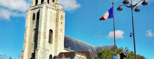 Abbaye de Saint-Germain-des-Prés is one of Paris, FR.