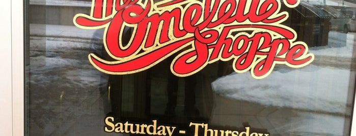 The Omelette Shoppe is one of Must-visit Food in Grand Rapids.