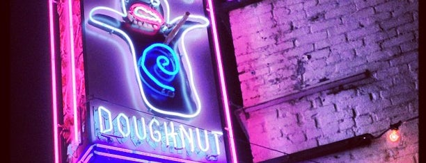 Voodoo Doughnut is one of PDX To-Do.