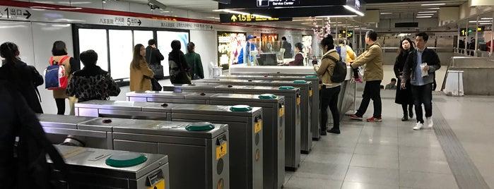 Caobao Rd. Metro Stn. is one of Metro Shanghai.