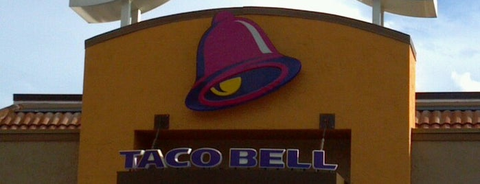 Taco Bell is one of Lakeland.