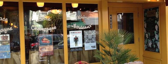 Le Zinc French Bistro is one of Una semana en San Francisco, CA.