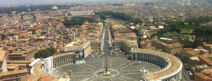 Saint Peter's Square is one of Park.
