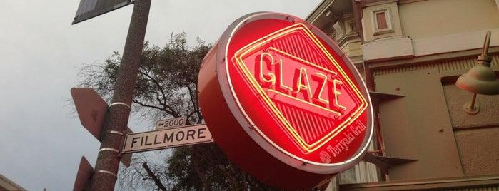 Glaze Teriyaki Grill is one of San Francisco.