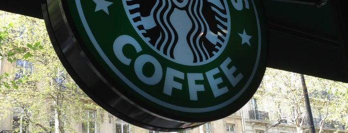 Starbucks is one of Mon Carnet de bord.