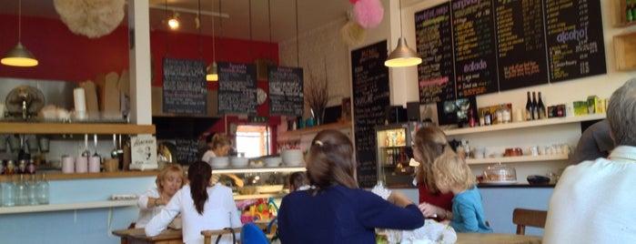 Gracelands Cafe is one of Olympic eats: Wembley Stadium.