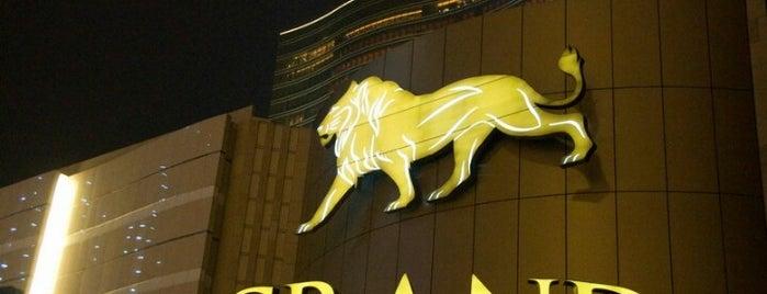 MGM Macau 美高梅 is one of CASINOS.