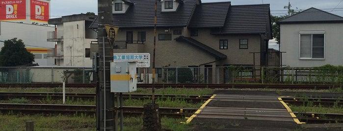 板野駅 (Itano Sta.) is one of JR.