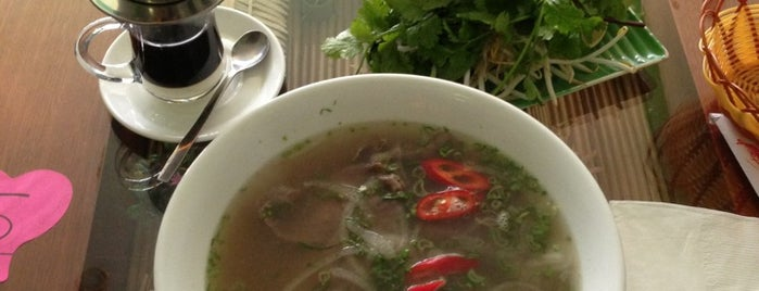 Mien Tay is one of Vietnamese Cafes in London.