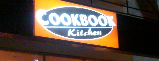 Cookbook Kitchen is one of 20 favorite restaurants.