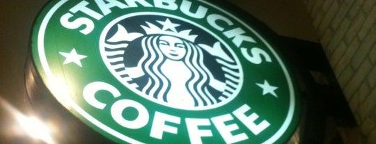 Starbucks is one of Cafe & Kopitiam.