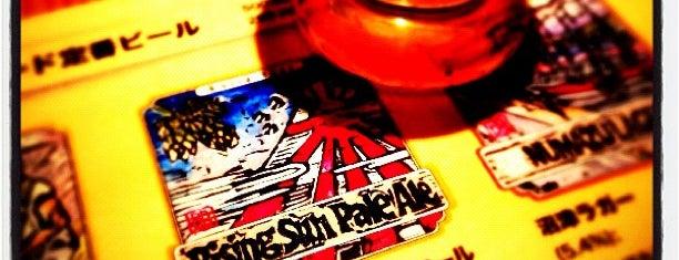 原宿タップルーム Harajuku Taproom is one of Craft beer around the world.