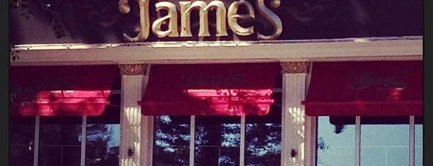 Джеймс / James is one of Где найти БЖ в Екатеринбурге.