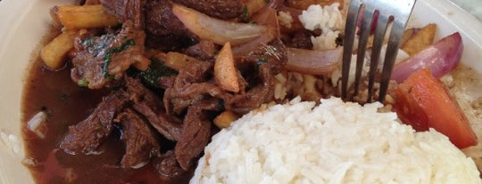 Sabor A Peru is one of Miami Favs.