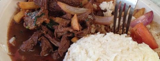 Sabor A Peru is one of Yum yum.