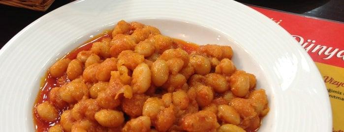 Fasuli is one of Istambul food.