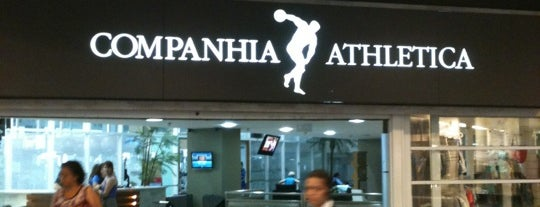 Companhia Athletica is one of Colinas Shopping.
