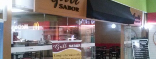 Grill Sabor is one of Limão.