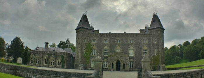 Dinefwr Park And Castle is one of Shelbyart's Favourite Places.