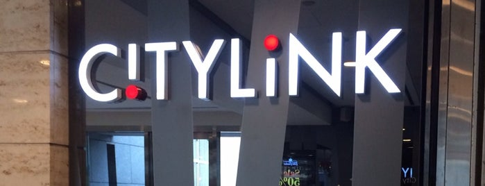 CityLink Mall is one of Retail Therapy Prescriptions.