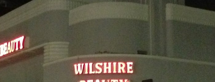 Wilshire Beauty Supply is one of Miracle Mile.