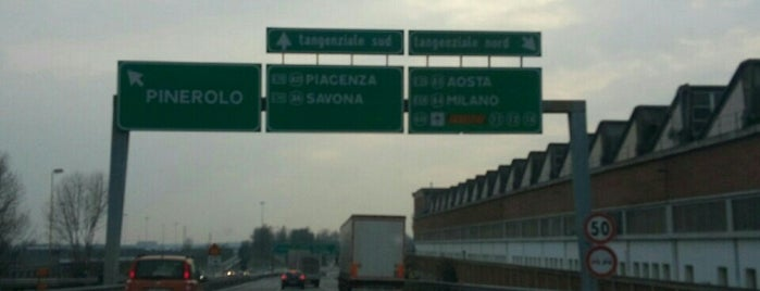 A55 Tangenziale Sud di Torino is one of Italy 2011.