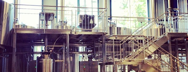 Allagash Brewing Company is one of Brooklyn Pour Breweries 2012.