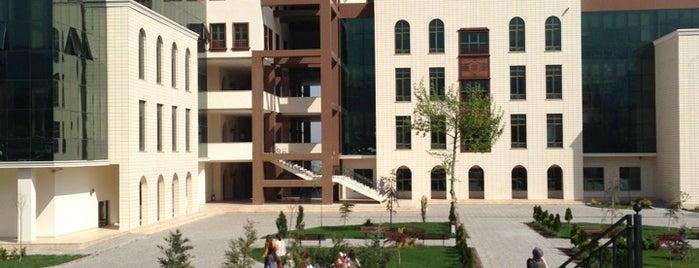Bursa Orhangazi Üniversitesi is one of BURSASPOR 4sq.