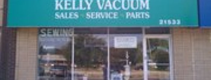 Kelly Vacuum is one of Just Everyday Places.