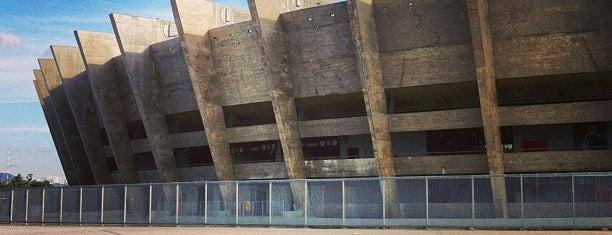 Estádio Governador Magalhães Pinto (Mineirão) is one of Mais visitados!.