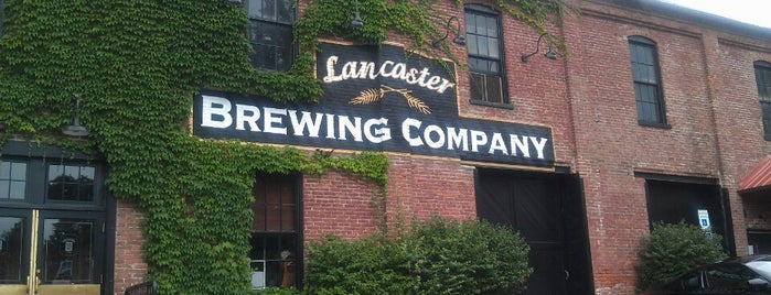 Lancaster Brewing Company is one of Penn List.