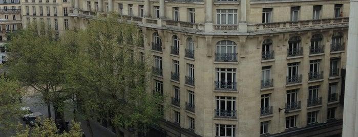 Millennium Hôtel Paris Opéra is one of du lịch - lịch sử.