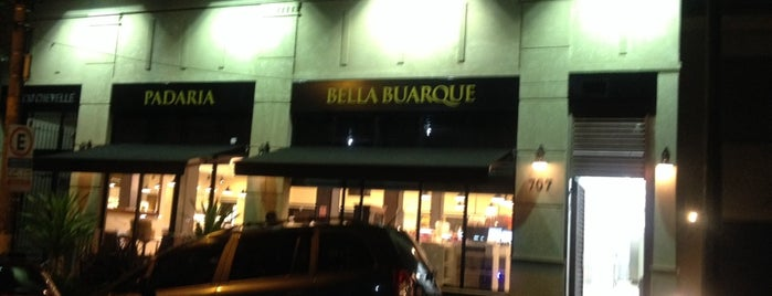 Padaria Bella Buarque is one of Renê's tips.
